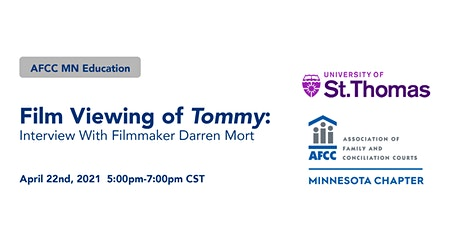 Film Viewing of Tommy: Interview With Filmmaker Darren Mort tickets