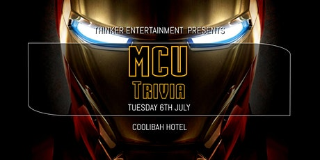 MCU Trivia - Coolibah Hotel tickets