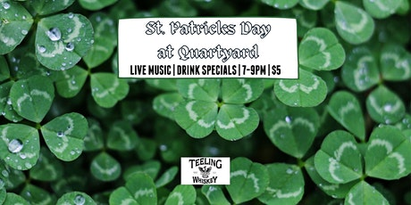 St. Patricks Day at Quartyard tickets