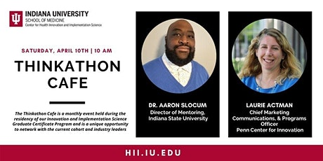 Think-A-Thon Cafe Speaker Series tickets