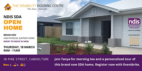 Open Home - Caboolture tickets