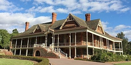 Free Guided Tour of Urrbrae House – first Sunday of the month in 2021 tickets