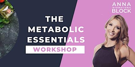 Metabolic Essentials Workshop tickets