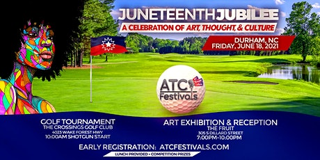 Juneteenth Jubilee – Golf Tournament, Art Exhibition, and Reception tickets