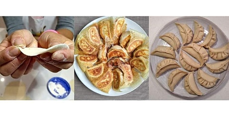 Family Fun Chinese Dumplings Cooking Class (online) tickets