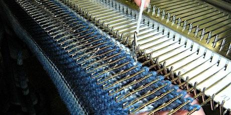 Machine Knitting Camp 2021 tickets