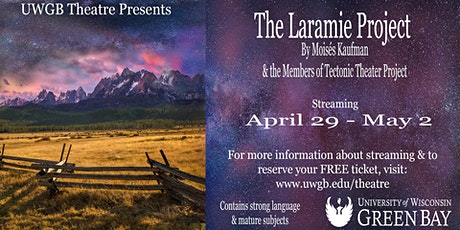 UWGB Theatre Presents The Laramie Project tickets