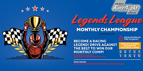 Le Mans Legends League tickets