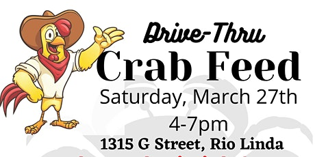 Crab Feed Fundraiser tickets