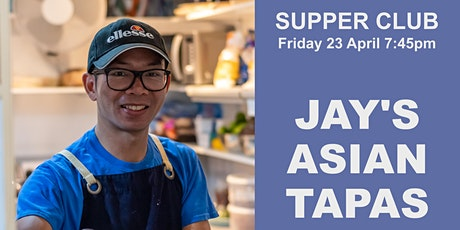 Asian Tapas Supper Night tickets