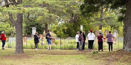Rookwood General Cemetery - History Tour - April tickets