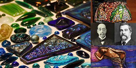 'Tiffany & La Farge: Stained Glass Titans of the 20th Century' Webinar tickets