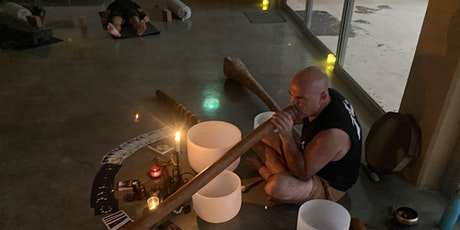 Reconnect in Pisces New Moon! The Medicine of Didge n Medicine Drum! tickets
