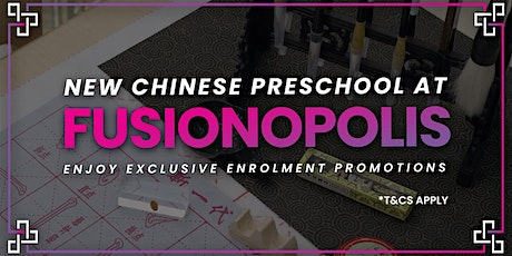 Learn more about the benefits of attending a Chinese Preschool tickets