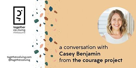 International Women's Day Event with Casey Benjamin | The Courage Project tickets