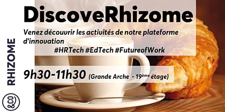 DiscoveRhizome - Mai 2021 tickets