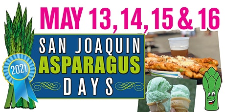 2021 San Joaquin Asparagus Days tickets