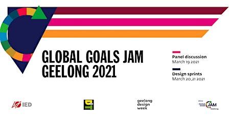 Global Goals Jam Geelong 2021 - Design Sprint Workshop tickets