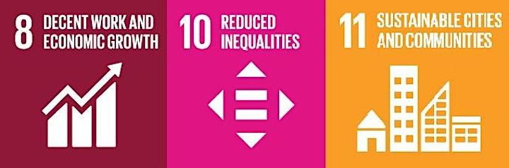 Global Goals Jam Geelong 2021 - Design Sprint Workshop image