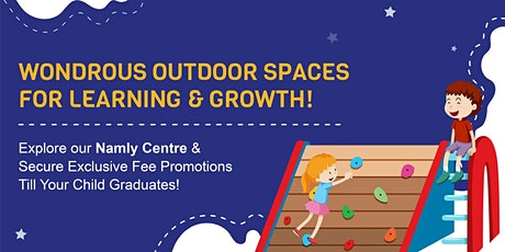 Mulberry Learning @ Namly - New Preschool Opening Promotion tickets