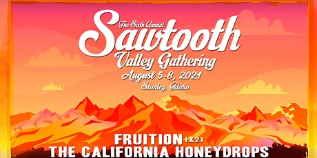 Sawtooth Valley Gathering 2021 tickets