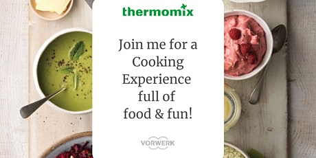 Introducing Thermomix - Virtual Cooking Experience tickets