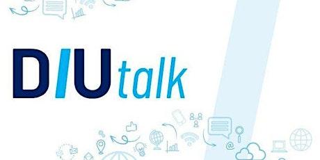 DIUtalk #11 Stimme wirkungsvoll & gesund einsetzen Tickets
