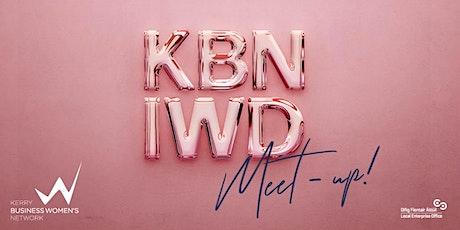 KBN International Women's Day '21 Meet-up! tickets