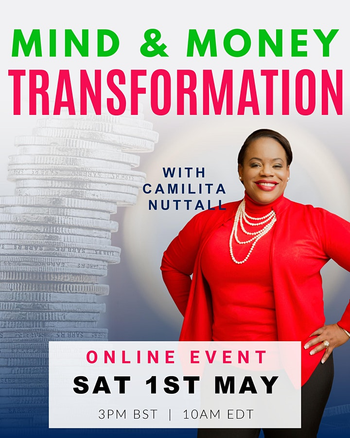 Mind & Money Transformation | Online Event image