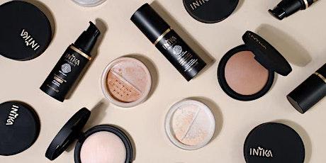 Inika Cosmetics Launch tickets