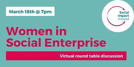 Women in Social Enterprise tickets