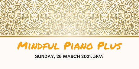 Mindful Piano Plus entradas