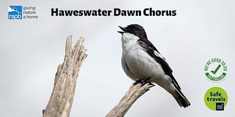 Haweswater Dawn Chorus tickets