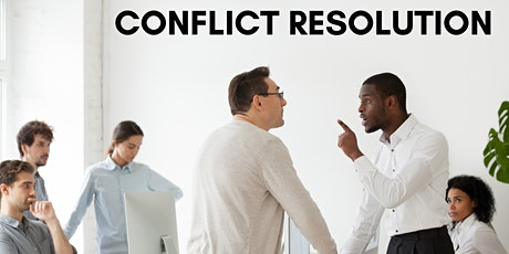 Conflict Management Certification Training in Boston, MA tickets