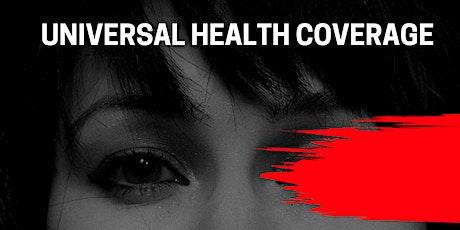 Universal Health Coverage - The Roma Perspective biglietti