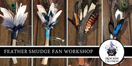 FEATHER SMUDGE FAN WORKSHOP tickets