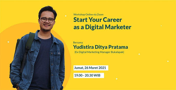 Start Your Career as a Digital Marketer image