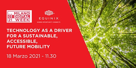 Technology as a driver for a sustainable, accessible, future mobility tickets