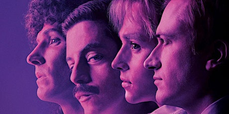 Bohemian Rhapsody (12) + Live Comedy at Film & Food Fest Leicester tickets