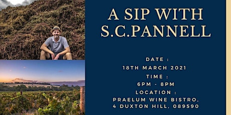 WINE NIGHT - A SIP WITH S.C.PANNELL tickets