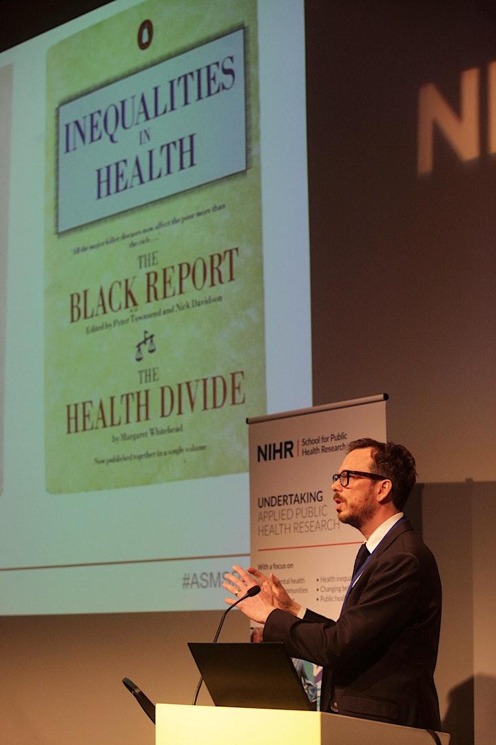 NIHR School for Public Health Research - Annual Scientific Meeting 2021 image