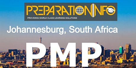 PMP Certification Training Program in Johannesburg, South Africa tickets