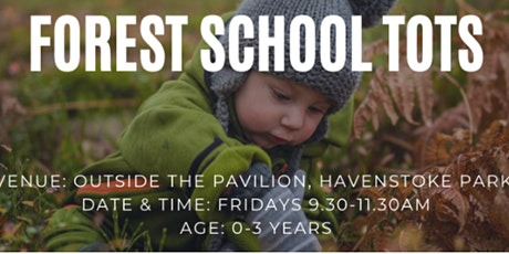 Forest School Tots for Residents tickets