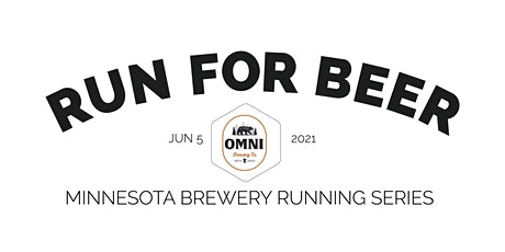 Beer Run - OMNI Brewing Co | 2021 MN Brewery Running Series tickets