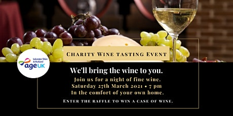 Charity Wine Tasting Event tickets