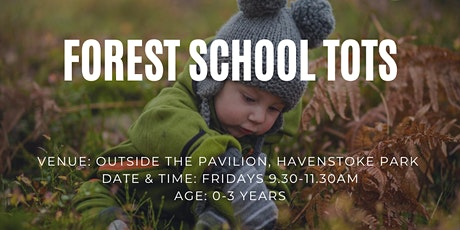 Forest School Tots for All tickets