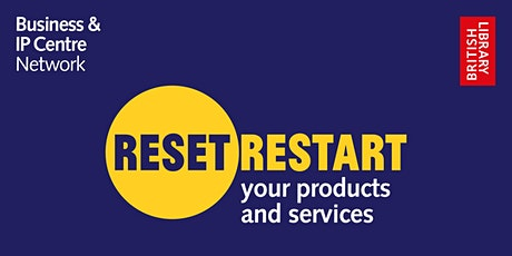 Reset. Restart: your products and services tickets