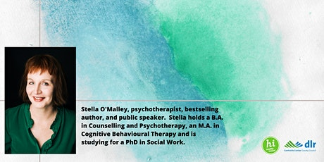 Nurturing a Sense of Wellbeing in the Family with Stella O'Malley tickets
