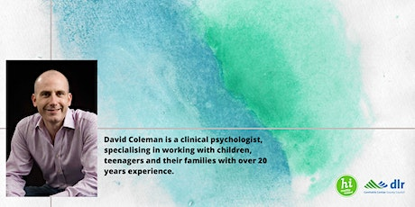 Remaining a Positive Parent with Dr David Coleman tickets