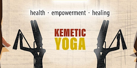 Kemetic Yoga @ Heart Place tickets